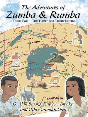 cover image of The Adventures of Zumba and Rumba