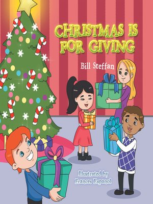 cover image of Christmas Is for Giving