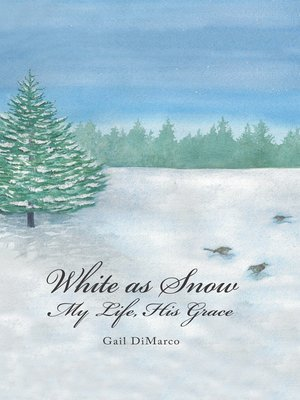 cover image of White as Snow