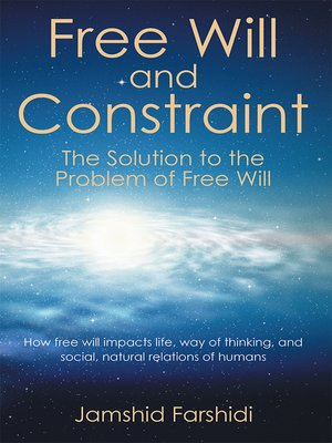 cover image of Free Will and Constraint