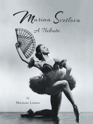cover image of Marina Svetlova