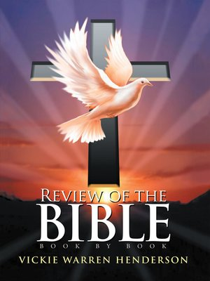 cover image of Review of the Bible