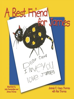 cover image of A Best Friend for James