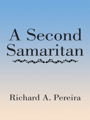cover image of A Second Samaritan