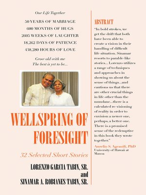 cover image of Wellspring of Foresight