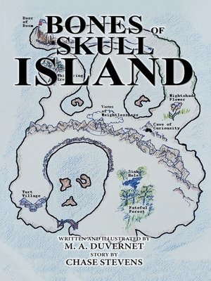 cover image of Bones of Skull Island