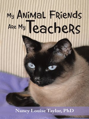 cover image of My Animal Friends Are My Teachers