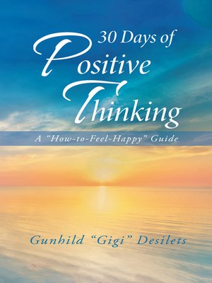 cover image of 30 Days of Positive Thinking