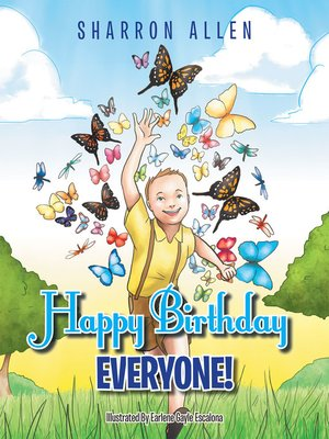 cover image of Happy Birthday Everyone!
