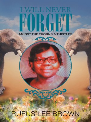 cover image of I Will Never Forget