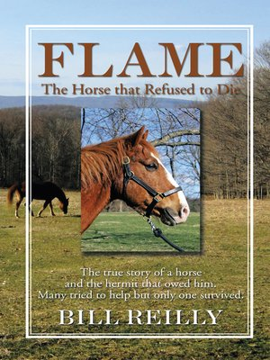 cover image of Flame – the Horse That Refused to Die