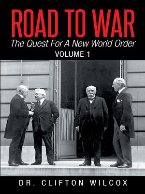 cover image of Road to War