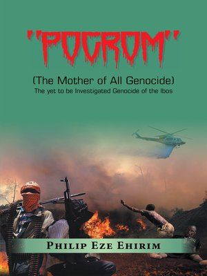 """cover image of """"Pogrom"""""""