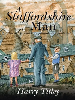 cover image of A Staffordshire Man