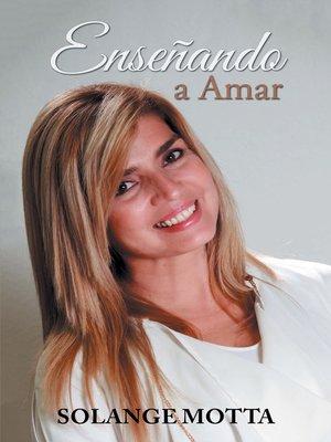 cover image of Enseñando a Amar