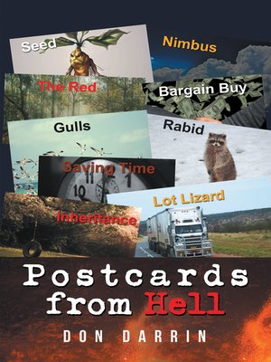 cover image of Postcards from Hell