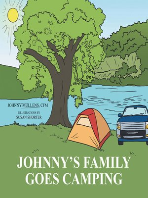 cover image of Johnny'S Family Goes Camping