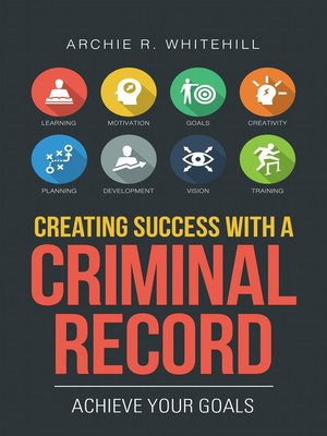 cover image of Creating Success with a Criminal Record