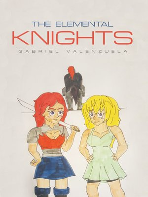 cover image of The Elemental Knights