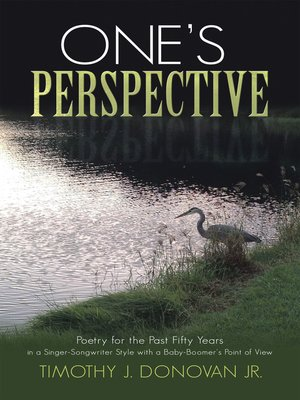 cover image of One's Perspective