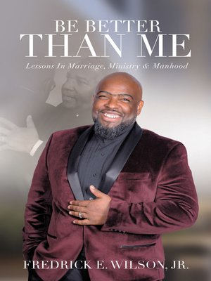 cover image of Be Better Than Me