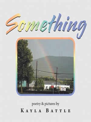 cover image of Something