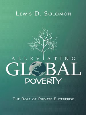 cover image of Alleviating Global Poverty