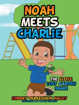 cover image of Noah Meets Charlie