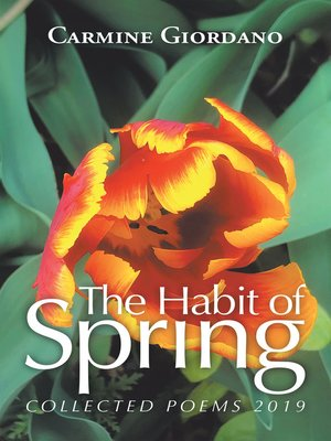 cover image of The Habit of Spring