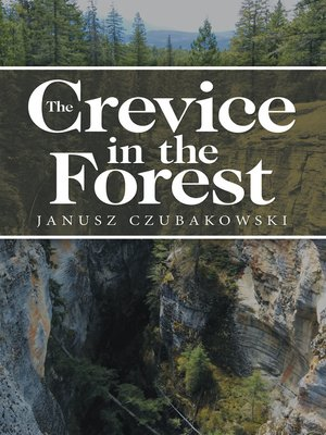 cover image of The Crevice in the Forest