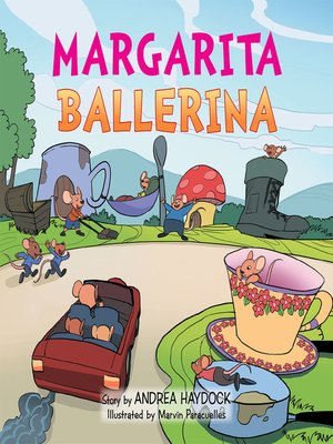 cover image of Margarita Ballerina