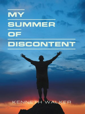 cover image of My Summer of Discontent
