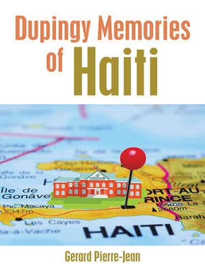 cover image of Dupingy Memories of Haiti