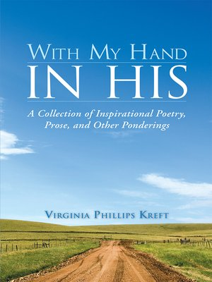 cover image of With My Hand in His
