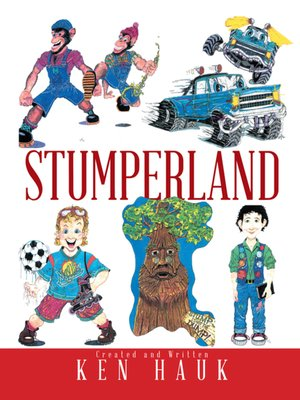 cover image of Stumperland