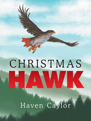 cover image of Christmas Hawk