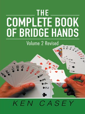 cover image of The Complete Book of Bridge Hands