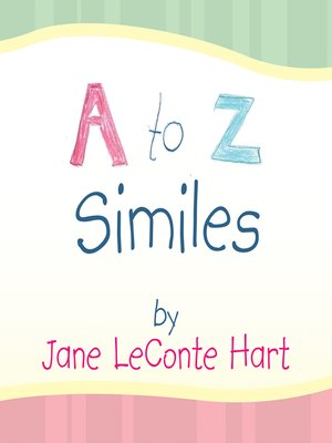cover image of A to Z Similes