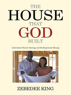 cover image of The House That God Built