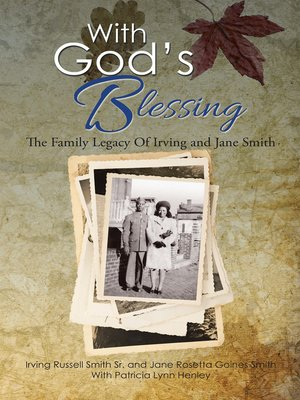 cover image of With God'S Blessing