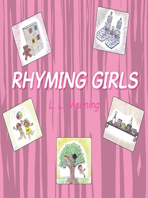 cover image of Rhyming Girls