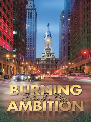cover image of Burning Ambition