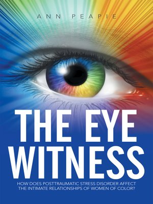 cover image of The Eye Witness