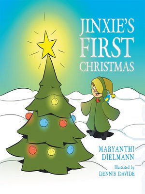 cover image of Jinxie's First Christmas