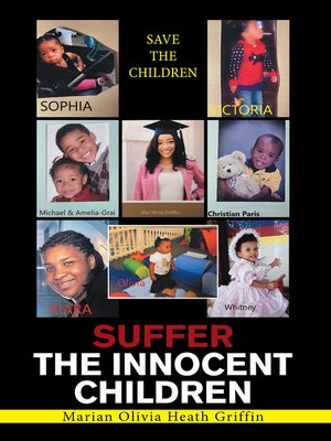 cover image of Suffer the Innocent Children