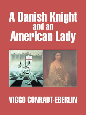 cover image of A Danish Knight and an American Lady