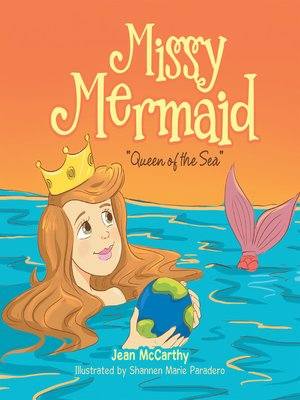 cover image of Missy Mermaid