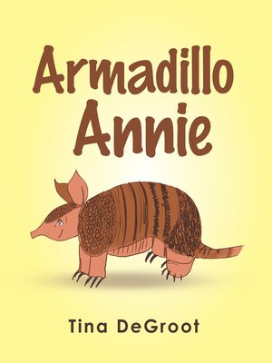 cover image of Armadillo Annie