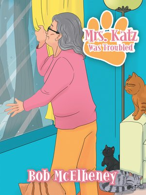 cover image of Mrs. Katz Was Troubled
