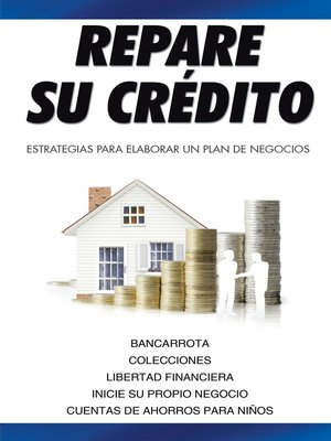 cover image of Repare Su Crédito